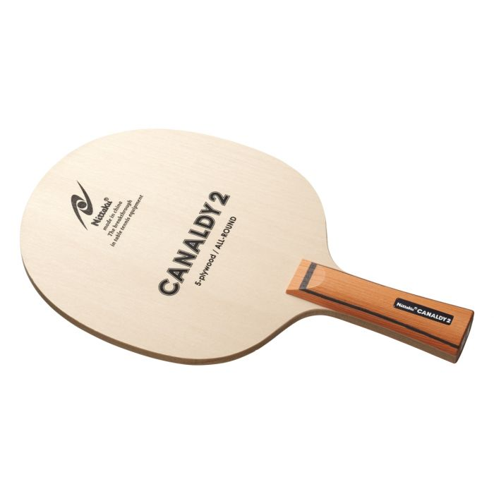 CANALDY 2 Table Tennis Blade Details about  /NITTAKU